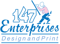147 Enterprises Design and Print